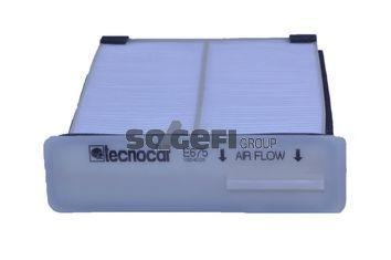 Фильтр, воздух во внутренном пространстве Tecnocar E675