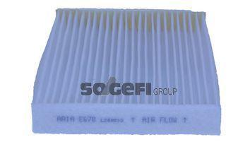 Фильтр, воздух во внутренном пространстве Tecnocar E678