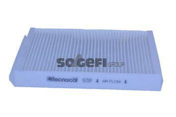 Фильтр, воздух во внутренном пространстве Tecnocar E700