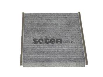 Фильтр, воздух во внутренном пространстве Tecnocar EC393