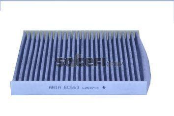 Фильтр, воздух во внутренном пространстве Tecnocar EC663