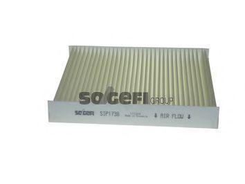 Фильтр, воздух во внутренном пространстве Tecnocar E603