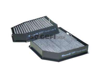 Фильтр, воздух во внутренном пространстве Tecnocar EC6982