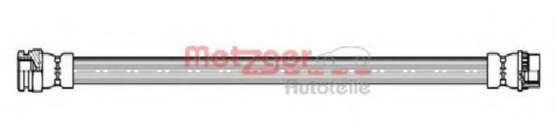 Шланг тормозной METZGER 4111143