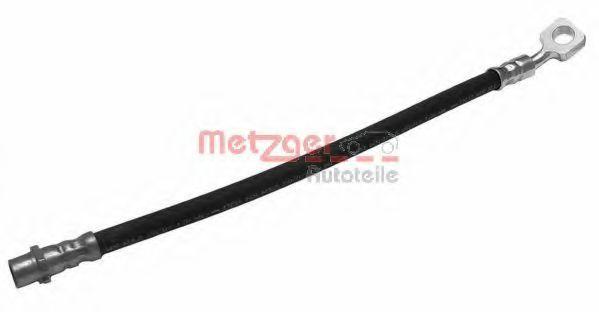 Шланг тормозной METZGER 4113680