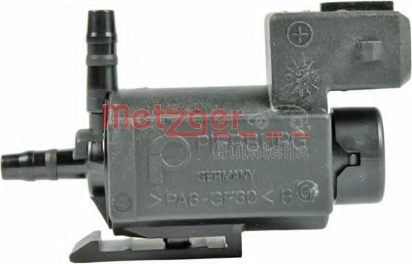 Переключающийся вентиль, подвеска двигателя METZGER 0892122