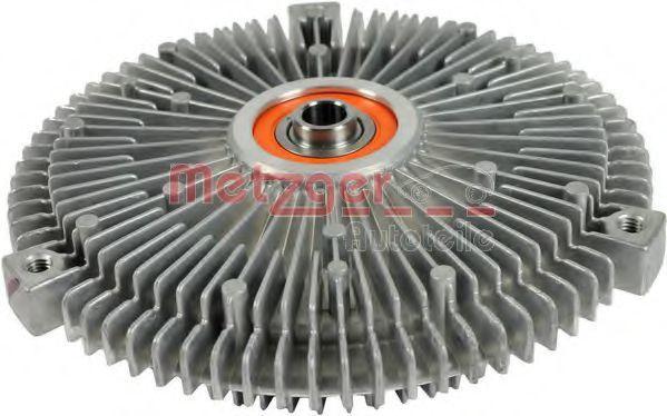 Сцепление, вентилятор радиатора METZGER 4001003