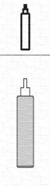 Амортизатор подвески MAGNETI MARELLI 351445070000