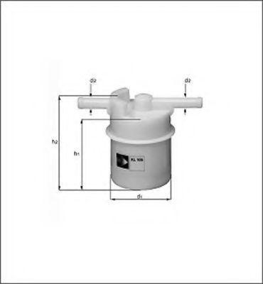 Топливный фильтр MAGNETI MARELLI 154096310290