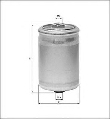 Топливный фильтр MAGNETI MARELLI 154098046180
