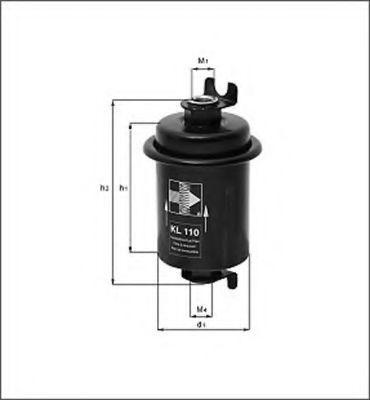 Топливный фильтр MAGNETI MARELLI 154098616590
