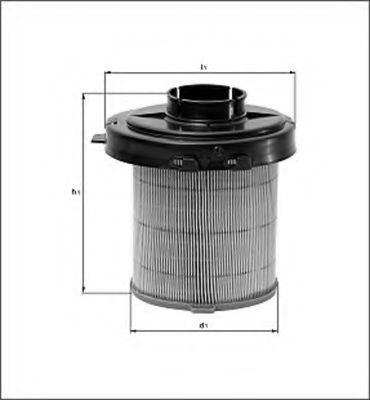 Воздушный фильтр MAGNETI MARELLI 154081097950