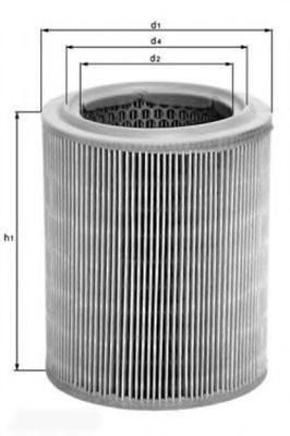 Воздушный фильтр MAGNETI MARELLI 154087532380