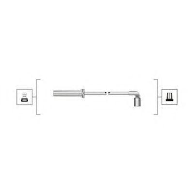 Провода высоковольтные комплект MAGNETI MARELLI 941319170010