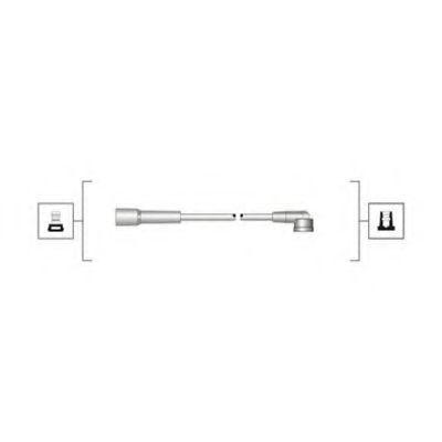 Провода высоковольтные комплект MAGNETI MARELLI 941319170016