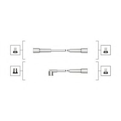 Провода высоковольтные MAGNETI MARELLI 941319170042