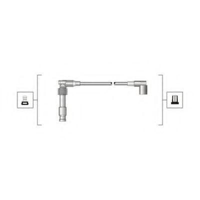 Провода высоковольтные MAGNETI MARELLI 941319170046