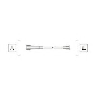 Провода высоковольтные MAGNETI MARELLI 941319170057