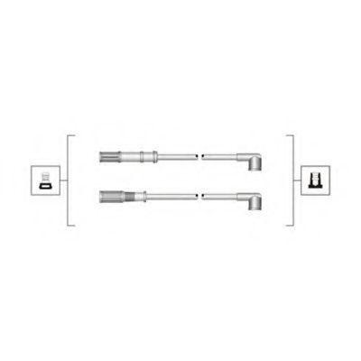 Провода высоковольтные MAGNETI MARELLI 941319170068