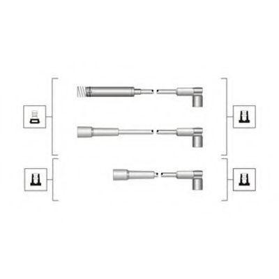 Провода высоковольтные комплект MAGNETI MARELLI 941319170072