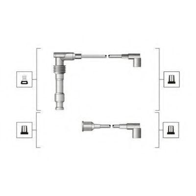 Провода высоковольтные комплект MAGNETI MARELLI 941319170085