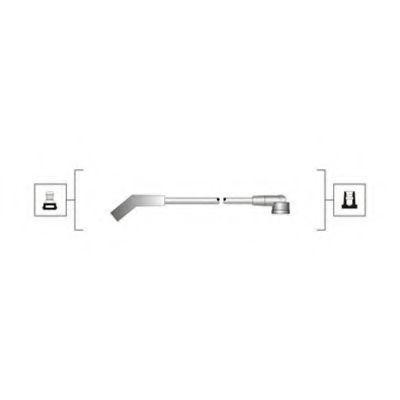 Провода высоковольтные комплект MAGNETI MARELLI 941319170104