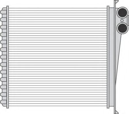 Теплообменник, отопление салона MAGNETI MARELLI 350218293000