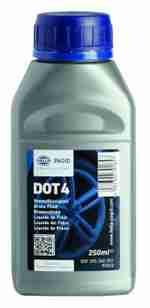 Тормозная жидкость HELLA 8DF355360001