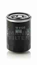 Фильтр масляный MANN W6106: стоимость